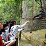Học tại Trạm đa dạng sinh học Mê Linh