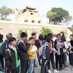 Học tại Hoàng Thành Thăng Long