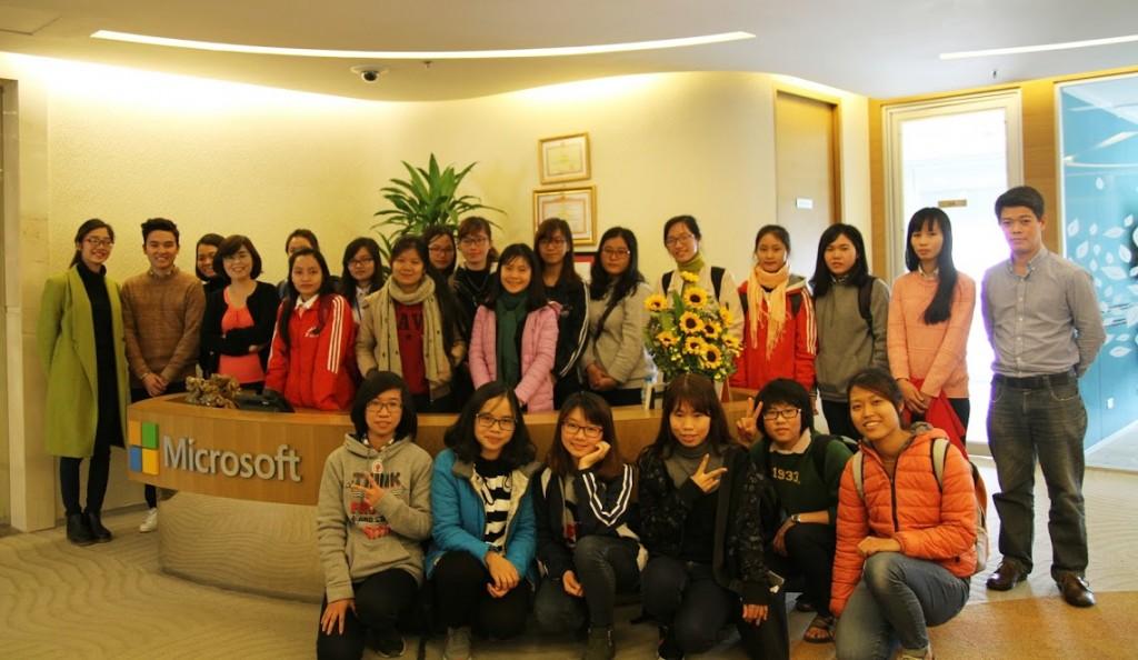 Học bổng Microsoft YouthSpark